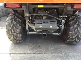 Kubota RTV400 FWA/4WD Tractor - picture9' - Click to enlarge