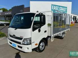 2013 HINO DUTRO 300 Tray Top Tray Top with Gates  - picture0' - Click to enlarge