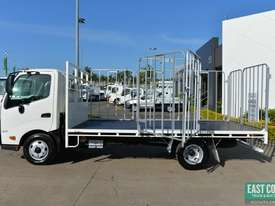 2013 HINO DUTRO 300 Tray Top Tray Top with Gates  - picture2' - Click to enlarge