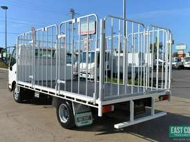 2013 HINO DUTRO 300 Tray Top Tray Top with Gates  - picture4' - Click to enlarge