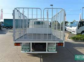 2013 HINO DUTRO 300 Tray Top Tray Top with Gates  - picture5' - Click to enlarge