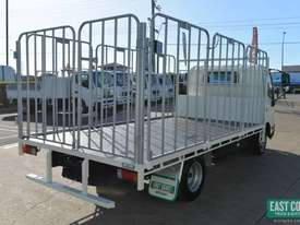 2013 HINO DUTRO 300 Tray Top Tray Top with Gates  - picture6' - Click to enlarge