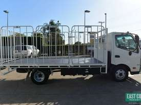 2013 HINO DUTRO 300 Tray Top Tray Top with Gates  - picture8' - Click to enlarge