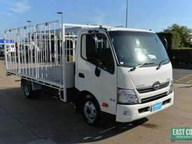 2013 HINO DUTRO 300 Tray Top Tray Top with Gates  - picture9' - Click to enlarge