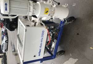 M-Tec Grout mixer and Pump