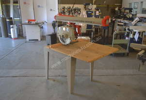 Omga Heavy duty radial arm saw