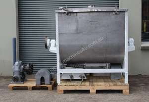 Fallsdell Machinery Ribbon Mixer