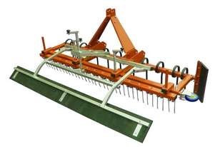 Horse Arena Rake HM200 / Tractor Linkage Model