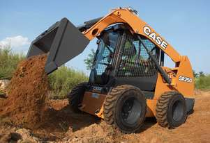 Case   SR250 SKID STEER LOADERS