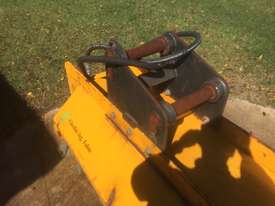 Excavator operated Tree Mulcher - picture2' - Click to enlarge