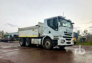 IVECO STRALIS Tipper Truck (T/A)