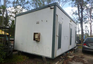 Telecom Accommodation Building Transportable Site Accomodation Buildings