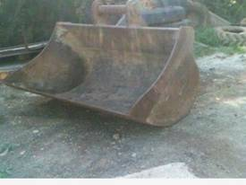 Mud Sieve Tilt Clamshell - picture7' - Click to enlarge