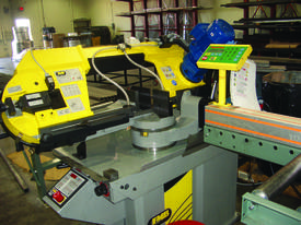 Tigerstop automated measurement systems - picture4' - Click to enlarge