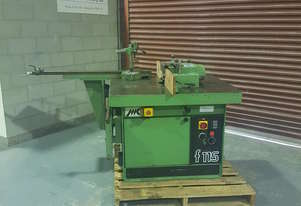 Casadei F115/T Vertical Spindle Moulder