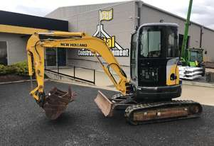 New Holland E35B excavator for sale