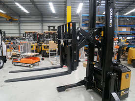 United T Series 1.8T Walkie Reach Stacker NSX15EA - EOFY Sale! - picture3' - Click to enlarge