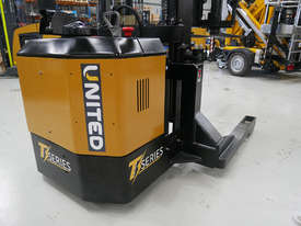 United T Series 1.8T Walkie Reach Stacker NSX15EA - EOFY Sale! - picture4' - Click to enlarge