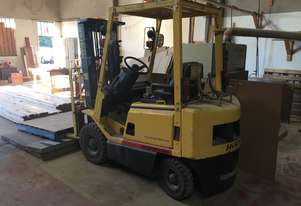 Hyster 1.5 container forklift for sale