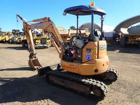 2016 Case CX36B Excavator - picture0' - Click to enlarge