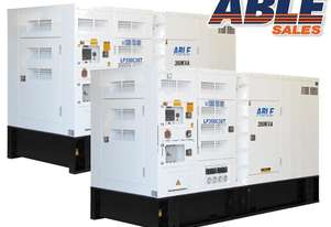Synchronised 770 kVA Diesel Generators 415V - Cummins Powered Stamford Alternators