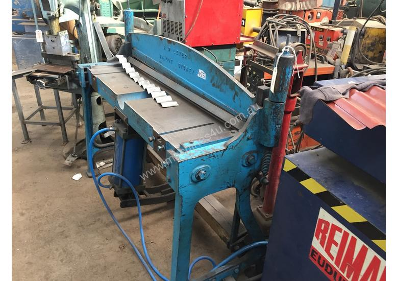 USED - AP Lever - Cut To Length Line