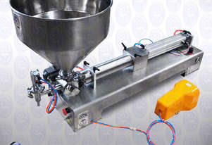 100-1000ml Bench-top Piston Filler (EFPF-B1-1000)