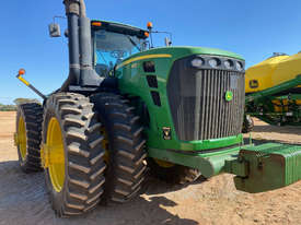 John Deere 9530 FWA/4WD Tractor - picture0' - Click to enlarge