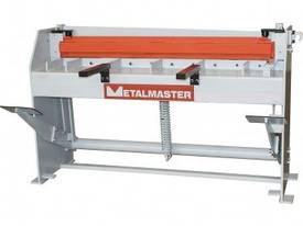 1300mm x 1.6mm Manual Treadle Guillotine SG 416A - picture3' - Click to enlarge