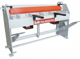 1300mm x 1.6mm Manual Treadle Guillotine SG 416A - picture4' - Click to enlarge