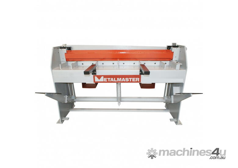 1300mm x 1.6mm Manual Treadle Guillotine SG 416A