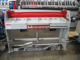 1300mm x 1.6mm Manual Treadle Guillotine SG 416A - picture0' - Click to enlarge