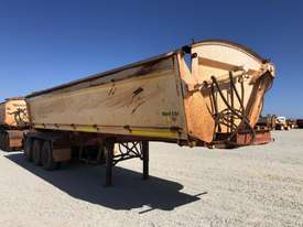 2010 ROAD WEST TRANSPORT EQUIPMENT RWT TRI350 SIDE TIPPER TRAILER - picture0' - Click to enlarge