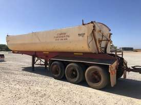 2010 ROAD WEST TRANSPORT EQUIPMENT RWT TRI350 SIDE TIPPER TRAILER - picture1' - Click to enlarge
