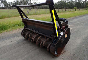 FECON BULLHOG BH074 SS Hyd Mulcher Attachments