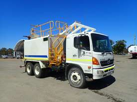 2010 HINO 500 SERIES 2627 FM1J 6X4 WATER CART - picture0' - Click to enlarge