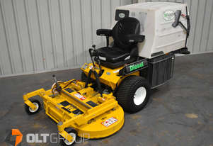 Walker Zero Turn Mower MDDGHS Power Dump Diesel ONLY 590 HOURS! One Residential Owner