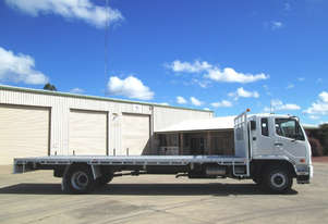 Fuso   Fighter 1627 Tray Truck