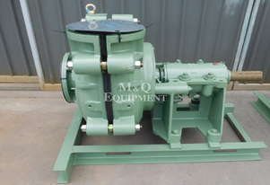 Warman 8x6 EAH   Pump