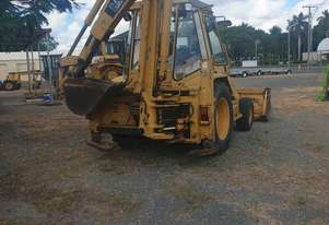 Caterpillar Cat 428 series 2 backhoe