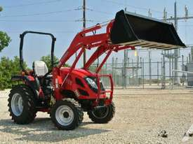 TYM T353 Tractor HST ROPS with FEL and 4in1 Bucket - picture0' - Click to enlarge