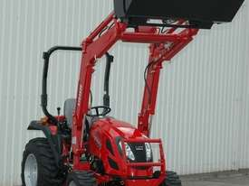 TYM T353 Tractor HST ROPS with FEL and 4in1 Bucket - picture1' - Click to enlarge