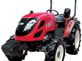 TYM T353 Tractor HST ROPS with FEL and 4in1 Bucket - picture2' - Click to enlarge