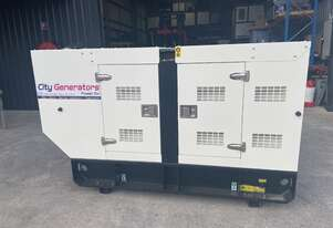 Tide Power 30kVA silenced generator