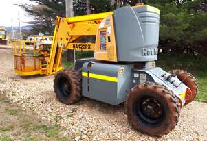 07/2013 Haulotte HA12PX - 34' Diesel Knuckle Boom (700 hrs approx)