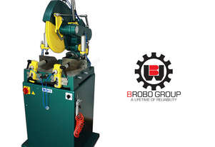 Brobo Waldown Non Ferrous Drop Saw TNF115 Manual Aluminium Cutting 240 Volt & 415 Volt