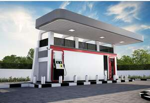MODULAR FUEL STATIONS FOR ABOVE GROUND FUEL STORAGE