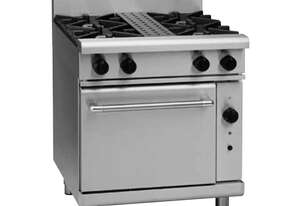 Waldorf 800 Series RN8510GC - 750mm Gas Range Convection Oven