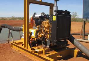 Diesel Water Pump Contractor De watering