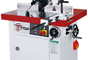 Titan Spindle Moulders - Tiling + Sliding